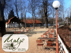 Restaurant Malge in Brandenburg / Havel